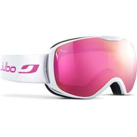 Julbo Pioneer White-Pink/Pink/Pink Flash